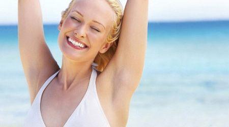 4 thói quen giúp khử mùi hôi nách trong những ngày nắng nóng